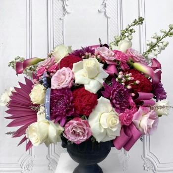 Vazoda Canlı Çiçek Nasıl Bakılır?