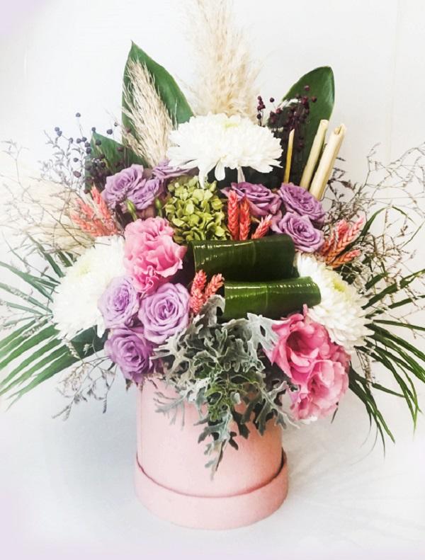 Marissa Kutu Çiçek Aranjmanı