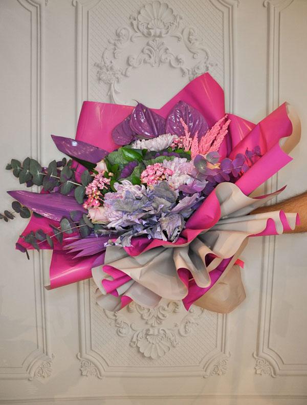 Melanie Çiçek Buketi