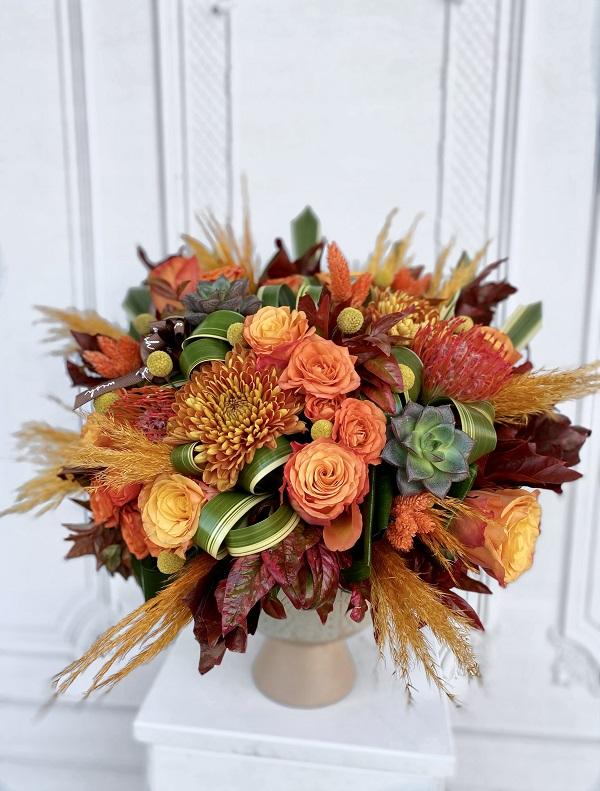 Autumn Love Aranjman